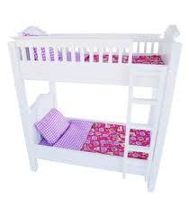 Our Generation Dolls Bunk Beds Intersafe