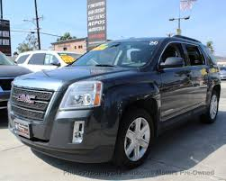 2011 Used GMC Terrain FWD 4dr SLT-1 At Hawthorne Motors Pre-Owned ...