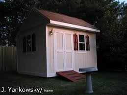 Saltbox Shed Plans 10x12 by 120 Best Wood Shed Plans Images On Pinterest Garden Sheds