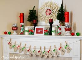 Home Decor Cool Diy Christmas Home Decor Decorating Ideas Top To