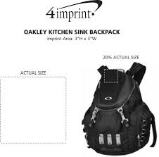 Oakley Bags Kitchen Sink Backpack by Oakley Kitchen Sink Backpack Item No 130272 From Only 125 00