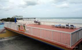 Ocean Deck Restaurant In Daytona Beach Florida by Eating Gator At The Ocean Deck In Daytona Beach Sunny In London