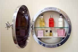 Royal Naval Porthole Mirrored Medicine Cabinet Uk 31 porthole bathroom cabinet antique style porthole bathroom