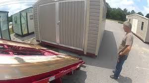 Shed Moving Trailer