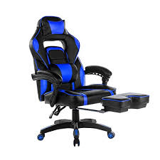 Reclining Gaming Chair With Footrest by Ten Best Merax Gaming Chairs Gaming In Style And Comfort In 2017