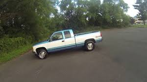 100 1994 Gmc Truck Review For GMC Sierra 1500 4x4 Pickup Truck Walk Around Test