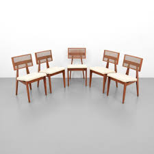 George Nelson Dining Chairs, Set Of 5 Orge Nelson Swag Leg Chair Eight George Nelson For Herman Miller Teak Ding Chairs Ding Table With 6 Chairs C 1950 Str8mcm Set Model 4669 Set Of Orge Nelson Chairs Matthew Rachman Gallery Free Portrait Of American Designer And Artist Coconut Lounge Chair Vintage Oxblood Red Leather By Of Six 4668 Rare Pair Pretzel