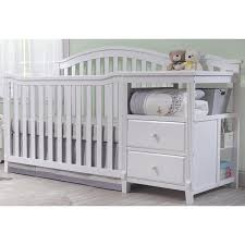 Storkcraft Dresser Change Table by Table Beauteous Baby Bed With Changing Table Attached Wood
