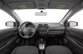Interior 2018 Mitsubishi Mirage by Denver CO
