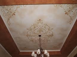 Ceiling Stencils Designs Pranksenders
