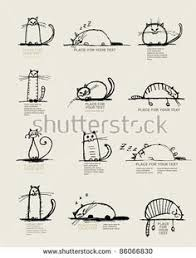 Cartoon Cat Free Vector Download 13942 For Commercial Use Format