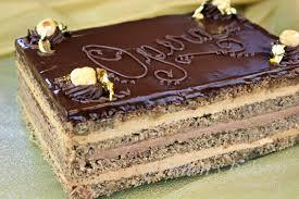 Opera Cake Gretchens Vegan Bakery