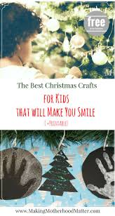 Check Out The Best Keepsake Christmas Crafts For Kids That Will Make You Smile Plus