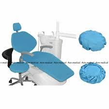 siege dentiste 4 pcs ensemble lycra dentaire unité dentaire fauteuil dentaire de