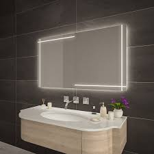 badspiegel mit led beleuchtung pechina