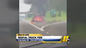 Dunn News | Abc11.com Tctortrailer Jackknifes On I95 Brings Traffic To Stop Wjar Robert Ben Rhoades The Truck Stop Killer Deadly Day Connecticut Post Bikes Crash From Sb In South Carolina Near Rest I 95 Stops Bi Double You Trucks Are Lined Up Along A Truck As Truckers Take Break Straddles Jersey Wall Closes Lanes Wtvrcom Inrstate Virginia Wikipedia Overloaded Finally Moved Cranston Herald Nys Thruway Rest Stops Guide Restaurants Coffee Gas At Each Ups Big Rig Driver Capes Fiery Crash Near Iteam Reconstructs Deadly That Left 5 Dead Abc11com