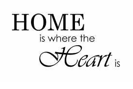 Pin Home Is Where The Heart Clipart 7