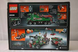 100 Service Trucks For Sale On Ebay LEGO 42008 Truck Bricksafe