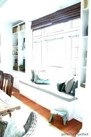 Bay Window Dining Room Bench Seat Windows How To Build