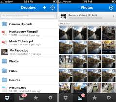 Dropbox Updates iOS App With New s Experience and a