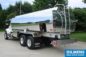 Fuel Tank Trucks, Bulk Oil Trucks, DEF Equipment | Oilmens