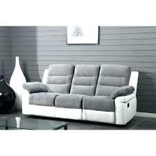 canape relax cuir blanc canape relax simili cuir blanc canapa sofa divan canapac