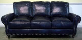 Bradington Young Leather Sofa Ebay by Navy Leather Sofa Beautiful Navy Leather Sofa 26 With Additional