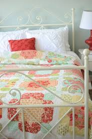 Like The Colors On Quilt Not Pattern Marmalade Kit