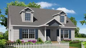 Simple Cape Code Style Homes Ideas Photo by Small Cape Cod Style Modular Homes With Wall Paint