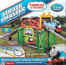 Trackmaster Tidmouth Sheds Toys R Us by Amazon Com Fisher Price Thomas U0026 Friends Trackmaster Over Under