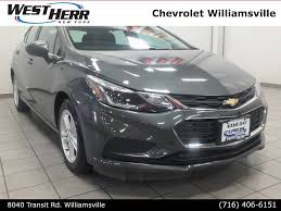 Used 2018 Chevrolet Cruze LT Hatchback 680 38 14221 Automatic Carfax ...