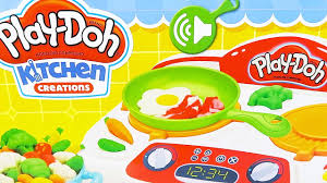 Play Doh Kitchen Creations Playset