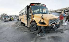 School Bus Driver Charged After Dump Truck Collision | Frederick ...