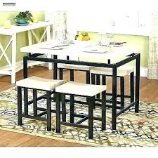 Rv Dining Table And Chairs Kitchen Full Image For Set Bench Wood Room