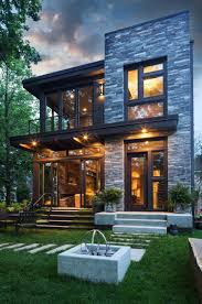 100 Contemporary Houses Idyllic Contemporary Residence With Privileged Views Of Lake
