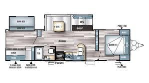 Wildwood Fifth Wheel Floor Plans Colors Rv Floor Plans Sportsmen Travel Trailer Fifth Wheel Floorplans