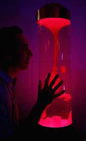 Simon Waters s s 50th Anniversary Mathmos Lava Lamp