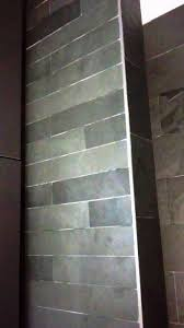 Removing Grout Haze From Porcelain Tile by Removing Grout Haze From Slate Shower Wall Tiles Stone Cleaning