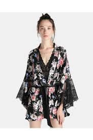 kimono robe de chambre femme robe chambre kimono peignoirs femme comparez et achetez