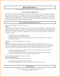 Child Care Resume Objective Examplesbunch Ideas Of Daycare Examples Stunning Christine Writing Sample