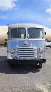 52 Chevy - Vintage Milk Delivery Van, Aluminum Body, 94