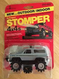 100 Stomper Toy Trucks 4x4s Vintage TShirt TShirts Store Psyne Heavy Industries