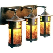 Rustic Bathroom Light Fixtures Vanity Lights For Stylish Home