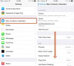 How to Set the Default iPhone Calendar