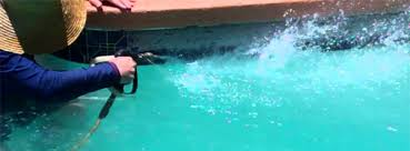 pool water removing calcium scale intheswim pool