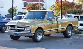 Chevrolet C/K   Tractor & Construction Plant Wiki   FANDOM Powered ... 1950 Gmc 1 Ton Pickup Jim Carter Truck Parts Used Lifted 1967 K1500 Custom For Sale 23987 Happy 100th To Gmcs Ctennial Trend The 7 Best Cars And Trucks Restore What Problems Look For In 6772 Chevygmc Pickups Chevy C10 Sale 14000 Obo 67 71968 Grille Bumper Upgrades Hot Rod Network Chevrolet Ck Wikiwand Vehicles Specialty Sales Classics 1500 Series Overview Cargurus Image Result 1970 C10 Trucks Pinterest 1965 Sierra
