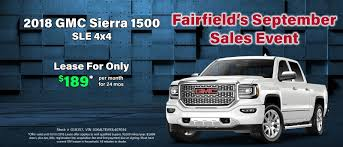 Fairfield's Is THE Buick GMC Dealer For Keene & South New Hampshire