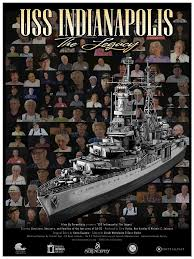 Sinking Ship Indianapolis Facebook by Sinking Of The Uss Indianapolis To Be Recalled In Documentary And