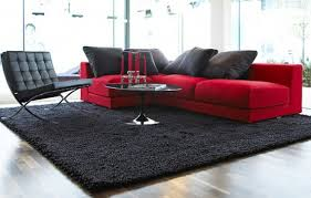 Red Living Room Ideas Pinterest by Modern Red And Black Living Room Livingroom On Pinterest Small