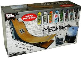 amazon com tech deck mega r value pack megar 8